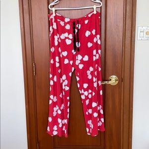 🌸5/$25 Soma Heart Pajama Pants